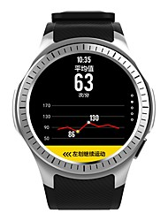 cheap -Smart Watch GPS Touch Screen Heart Rate Monitor Water Resistant / Water Proof Calories Burned Pedometers Video Media Control Exercise