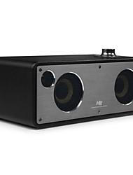 GGMM WS-301 Interior Bluetooth 4.0 3.5mm AUX Sistema de Música Multihabitación Negro Café Rosa Color Camello