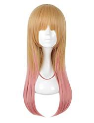 Parrucche Cosplay Cosplay Cosplay Anime Parrucche Cosplay 70 CM Tessuno resistente a calore Unisex