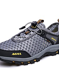 cheap -LEIBINDI Mountain Bike Shoes Mountaineer Shoes Casual Shoes Hiking Shoes Men's Wearable Reduces Chafing Performance Leisure Sports