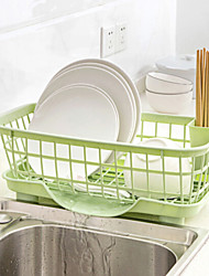 cheap -1pc Flatware Organizers Plastic Easy to Use Kitchen Organization