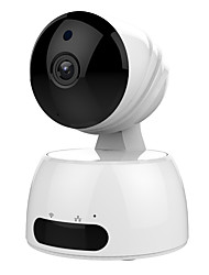 cheap -JOOAN 2.0MP 1080P Network IP Camera With Two Way Audio Remote Wireless Baby Monitor With Night Vision