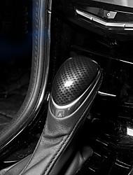 Automotive Vehicle Shift Knob Refit(Mahogany)For Cadillac ATSL ATS
