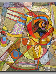 economico -pacu 100% dipinti a mano dipinti ad olio moderni opere d'arte moderna di arte della parete per la decorazione della camera