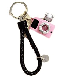 Dolls Key Chain Light Up Toys Toys Camera Shape Key Chain Simulation Unisex Pieces