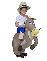 Недорогие -Верховая езда Детские Рождество Хэллоуин Карнавал Фестиваль / праздник Костюмы на Хэллоуин Животное