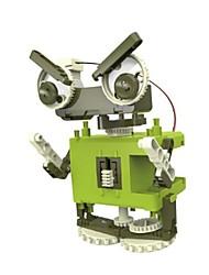 cheap -Robot Model Building Kit Robot Simple DIY Education Soft Plastic Kid's Toy Gift 1 pcs