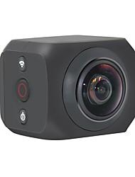 Fotocamera panoramica Alta definizione Wi-Fi Telecomando Sensore di movimento Facile da trasportare