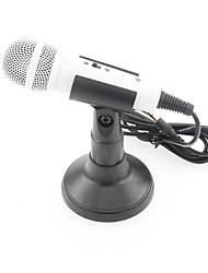 Недорогие -E3000 Проводное Микрофон Конденсаторный микрофон Ручной микрофон Назначение ПК