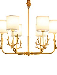 Copper Antique Ceiling Lamp P