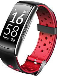 yy q8 uomo intelligente bracciale smart card monitor di frequenza fitness tracker bluetooth wristband impermeabile monitor sport smartband