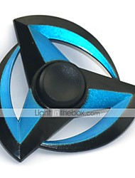 abordables -Fidget Spinner Inspirado por Naruto Hatake Kakashi Animé Accesorios de Cosplay Legierung