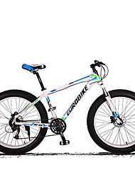 Bicicleta De Montanha Ciclismo 27 velocidade 26 polegadas/700CC SHIMANO M370 Freio a Disco Suspensão Garfo Comum Anti-Escorregar Aluminum