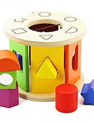 baratos -Blocos de Construir Brinquedos Matemáticos Brinquedo Educativo Rectângular Faça Você Mesmo Para Meninas Para Meninos Brinquedos Dom