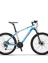 Mountain Bike Cycling 27 Speed 26 Inch/700CC SHIMANO M370-3/9 Disc Brake Suspension Fork Steel Frame Carbon Anti-slip Aluminium Alloy