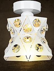 Недорогие -потолочная лампа гостиная деревенская люстра в стиле хрустальная люстра