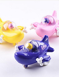 cheap -Toy Airplanes Plane Toys Car Plastics Unisex Pieces