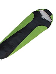 cheap -Sleeping Bag Mummy Bag 20°C Keep Warm Ultra Light (UL) Camping / Hiking Camping / Hiking / Caving Spring/Fall Single