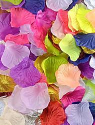 Seta Misto seta/cotone Decorazioni di nozze-10 pezzi Matrimonio Fidanzamento San Valentino