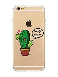 Para iPhone X iPhone 8 Case Tampa Transparente Estampada Capa Traseira Capinha Árvore Macia PUT para Apple iPhone X iPhone 8 Plus iPhone