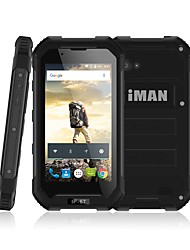 IMAN X5 4.5 pulgada Smartphone 3G ( 1GB + 8GB 5 MP Quad Core 3000 )