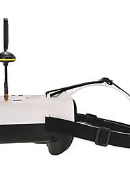 abordables -RM7350 1pc Gafas de FPV / VR aviones no tripulados Plástico duro