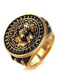 cheap -Men's - Luxury, Vintage, Punk 8 / 9 / 10 Gold / Silver For Birthday / Gift / Daily