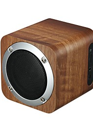 cheap -IXB-B06 Mini Style Bluetooth Bluetooth 4.0 3.5mm AUX Subwoofer Beige Coffee