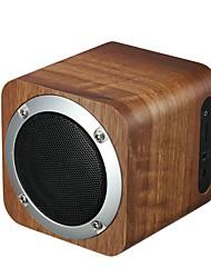 abordables -IXB-B06 Mini Estilo Bluetooth Bluetooth 4.0 3.5mm AUX Subwoofer Beige Café