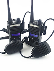 Walkie-Talkie Military Quality Ultra-Clear Sound Quality Radio With Flashlight  One Pair of Dress