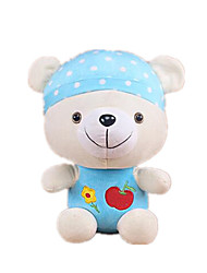 cheap -Teddy Bear Bear Stuffed Animal Plush Toy Cute Animals Cartoon Lovely Girls' Gift 1pcs