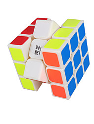 Rubik's Cube Smooth Speed Cube Magic Cube Stress Relievers Educational Toy Smooth Sticker ABS PVC Square Gift