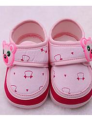 economico -Bambini Scarpe Cotone Primavera Autunno Comoda Primi passi Sneakers Per Casual Beige Rosa Azzurro chiaro