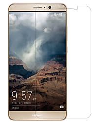 levne -Screen Protector pro Huawei Mate 9 Tvrzené sklo 1 ks Fólie na displej High Definition (HD) / 9H tvrdost / 2.5 D zaoblený okraj