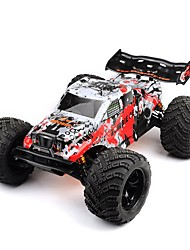 baratos -Carro com CR Q39 2.4G Rock Climbing Car Off Road Car Alta Velocidade 4WD Drift Car Carroça SUV 1:12 Electrico Escovado 40 KM / H Controlo