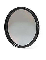 cheap -67mm CPL Filter Lens for Nikon Canon Sony DSLR Camera - BLACK