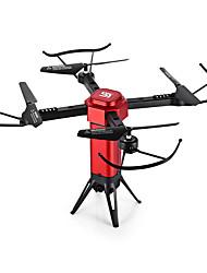 RC Drone JJRC L6059W 4CH 6 Eixos 2.4G Com Câmera HD de 720P Quadcópero com CR WIFI FPV Altura segura FPV Iluminação De LED Modo Espelho