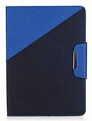 preiswerte -Hülle Für Samsung Galaxy Tab A 9.7 Ganzkörper-Gehäuse Tablet-Hüllen Einfarbig Landschaft Hart PU-Leder für