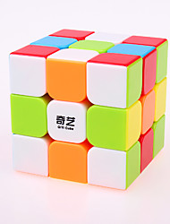 Rubik's Cube QIYI Warrior W 169 Smooth Speed Cube Stickerless Anti-pop Adjustable spring Magic Cube ABS Square Christmas Children's Day