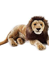 abordables -Lion Animaux en Peluche Artisanal réaliste Mignon Animaux Animaux Enfant Adulte Cadeau