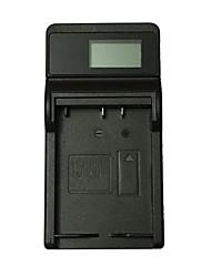 ismartdigi el21 lcd cargador de batería de cámara usb para nikon en-el21 batería