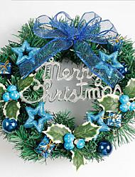 economico -decorazioni natalizie in pvc party / evening christmas elegant style
