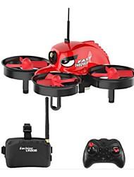 Drone E013 Canal 4 Vôo Invertido 360° Controle Remoto Câmera Cabo USB Hélices Manual Do Usuário
