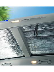 abordables -Automobile Pare-soleil & Visière de Voiture Visières de voiture Pour Audi Toutes les Années A6 Aluminium
