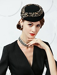 cheap -Wool Hats 1 Special Occasion Party / Evening Headpiece