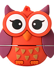 cheap -Cartoon Owl High Speed 128GB USB 2.0 Flash Drive U Disk Memory Disk