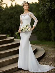 Plusstorlek brudklänningar