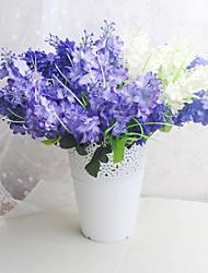 preiswerte -35cm 3 Stück 5 Äste / St. Kunstblumen Hyacinthus orientalis