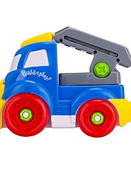 cheap -Building Blocks Toys Fire Engines Large Size New Design Kids Pieces