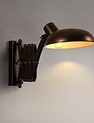 60 E27 E26 Antico Vintage Moderno/Contemporaneo Retrò Pittura caratteristica Luce verso il basso Luce a muro